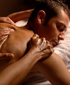 massage 4 mains homme